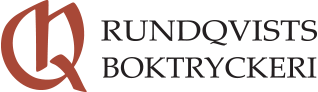 Letterpress, boktryck, trycksaker Logo